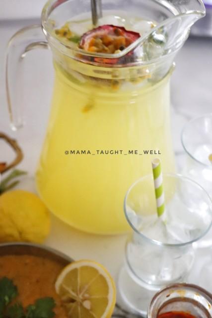 Passion Pine Lemonade