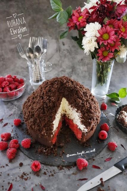 German Mole Cake