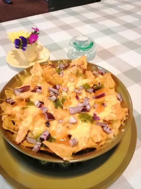 Nachos(calorie Reduced Version)