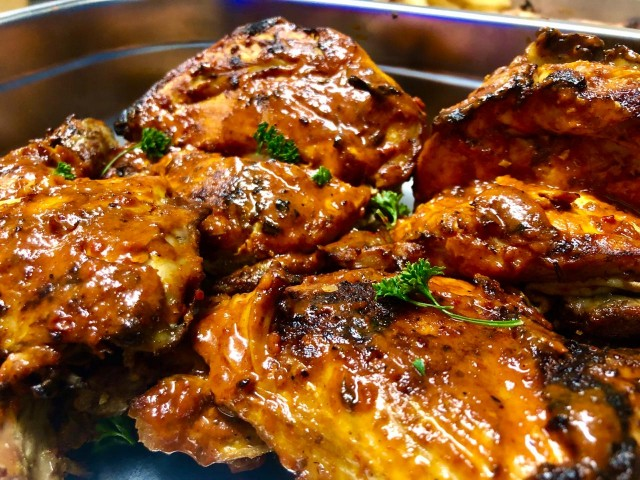 Lebanese Braai Chicken