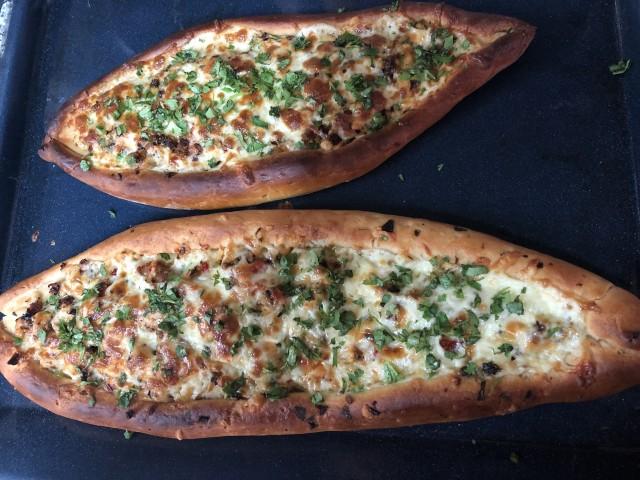 Turkish Pide recipe by Mubina