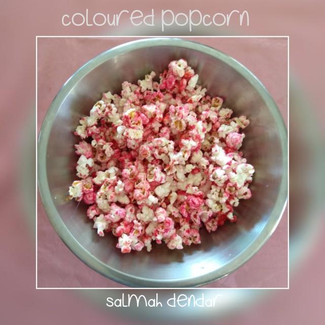 Colour Popcorn
