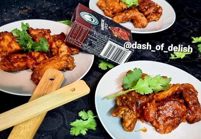 Grilled Honey Bbq Chicken
