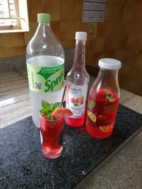 Watermelon Cordial