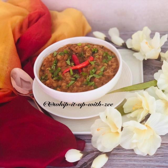 Chana Dhaal Curry