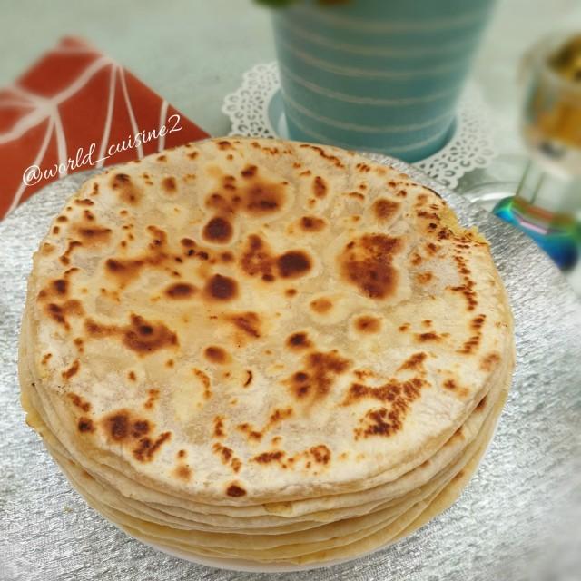 Mithi Roti  Toor Dal Sweet Roti