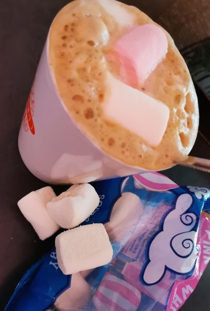 Marshmellow Coffeey Late