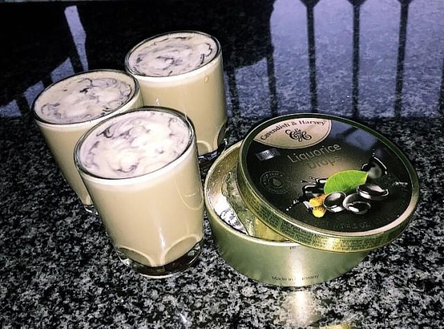 Liquorice Milkshake